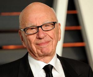 Rupert Murdoch<