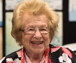 Ruth Westheimer<