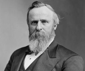 Rutherford B. H...<