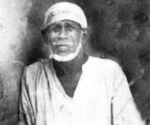 Sai Baba of Shirdi<