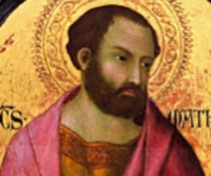 Saint Matthias<