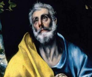 Saint Peter<