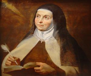 Saint Teresa of...<
