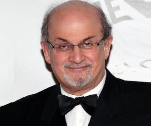 Salman Rushdie<