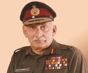 Sam Manekshaw<