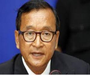Sam Rainsy<
