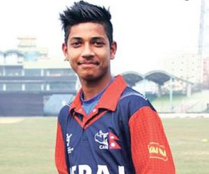 Sandeep Lamichhane<