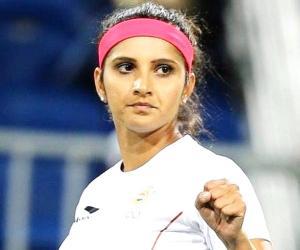 Sania Mirza<
