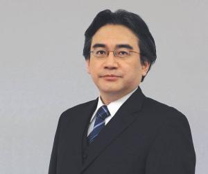 Satoru Iwata<