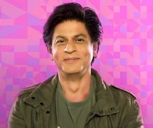 Shah Rukh Khan<