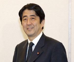 Shinzō Abe<