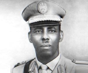 Siad Barre