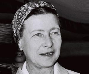 Simone de Beauvoir<