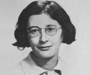 Simone Weil<