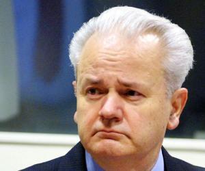Slobodan Milosevic<
