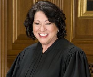 Sonia Sotomayor<