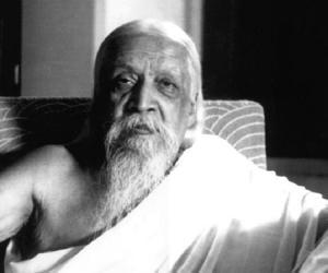 Sri Aurobindo<