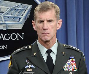Stanley A McChrystal
