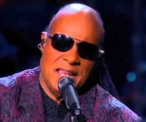 Stevie Wonder<