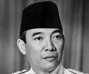 Sukarno<