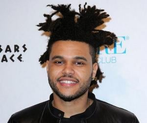 The Weeknd<