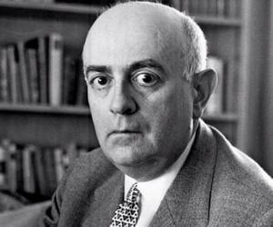 Theodor W. Adorno<