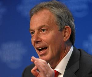 Tony Blair<