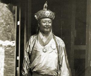 Ugyen Wangchuck<