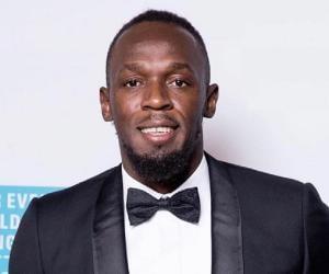Usain Bolt<