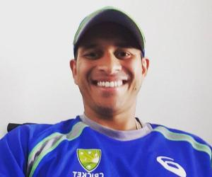 Usman Khawaja<