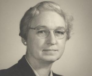 Virginia Apgar<