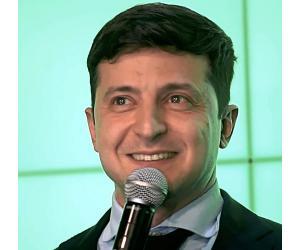 Volodymyr Zelen...<