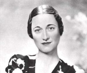 Wallis Simpson<