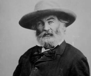 Walt Whitman<