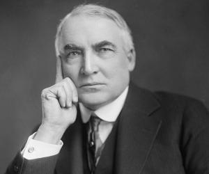 Warren G. Harding<