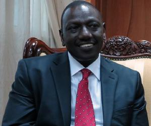 William Ruto<