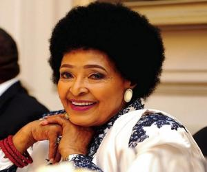 Winnie Madikize...<