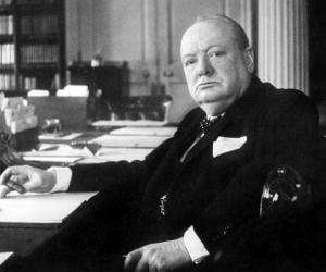 Winston Churchill<