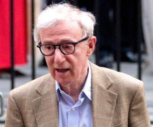Woody Allen<