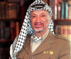 Yasser Arafat<
