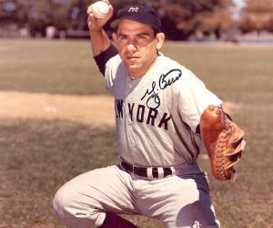Yogi Berra<