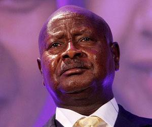 Yoweri Museveni<