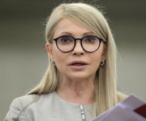 Yulia Tymoshenko<