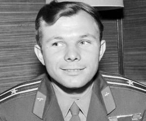 Yuri Gagarin<