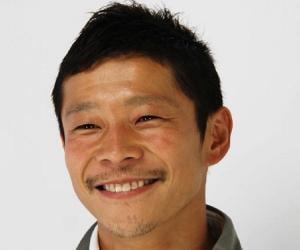 Yusaku Maezawa<
