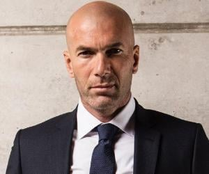 Zinedine Zidane<