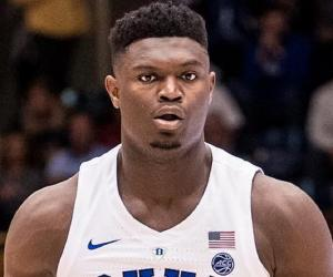 Zion Williamson<